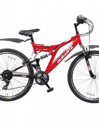 Duranta Recoils Gents Bicycle Red 24″ 804256